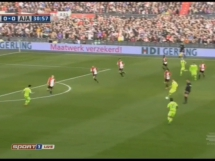 Feyenoord 1:1 Ajax Amsterdam