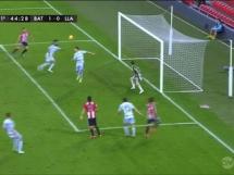 Athletic Bilbao B 2:0 Llagostera