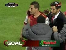 Uniao Madeira 0:1 Sporting Braga