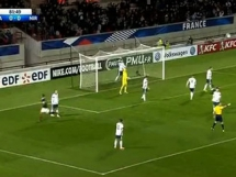 Francja U21 1:0 Irlandia Północna U21