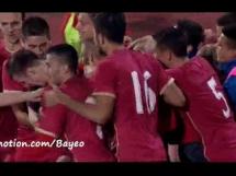 Serbia U21 1:1 Włochy U21