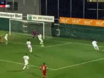 Luksemburg 1:0 Grecja