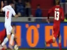Czechy 4:1 Serbia