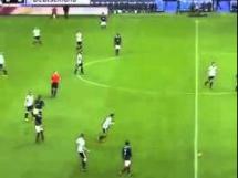 Wybuch podczas meczu Francja - Niemcy
