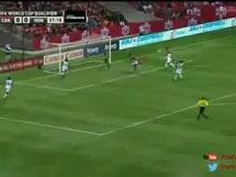 Kanada 1:0 Honduras