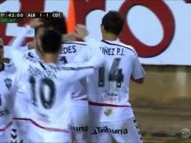 Albacete Balompie 1:2 Tenerife