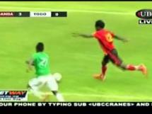 Uganda 3:0 Togo