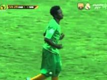 Zambia 2:0 Sudan