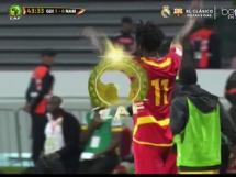 Gwinea 2:0 Namibia