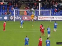 Hartlepool United 3:1 Leyton Orient