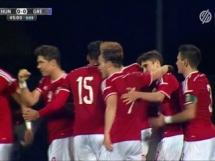 Węgry U21 2:1 Grecja U21