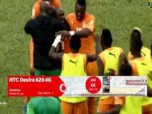 Wybrzeże Kości Słoniowej 3:0 Liberia