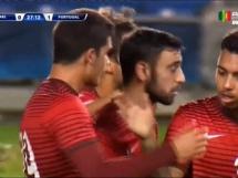 Izrael U21 0:3 Portugalia U21