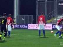 Chorwacja U21 2:3 Hiszpania U21