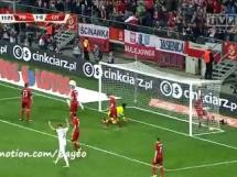 Gol Jodłowca na 2-0 z Czechami!