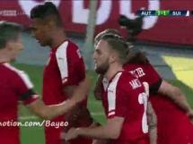 Austria 1:2 Szwajcaria