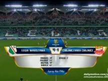Legia Warszawa 4:1 Chojniczanka Chojnice
