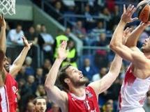 Cedevita Zagreb 70:83 Olympiacos Pireus