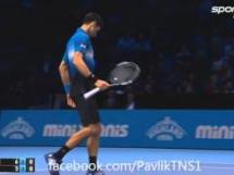 Novak Djoković 2:0 Tomas Berdych