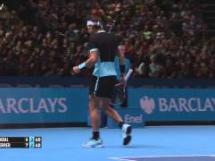Rafael Nadal 2:1 David Ferrer