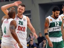 Panathinaikos 71:77 Lokomotiv Kubań