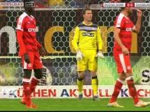 Fortuna Düsseldorf 1:1 MSV Duisburg
