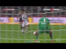 Eintracht Frankfurt - Bayer Leverkusen 1:3