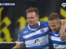Roda 0:5 PEC Zwolle