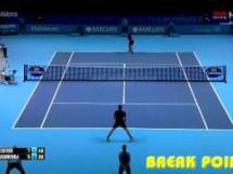 Roger Federer 2:0 Stanislas Wawrinka