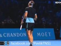 Rafael Nadal 0:2 Novak Djoković