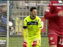 Kaiserslautern 1:1 FSV Frankfurt