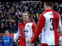 Feyenoord 5:0 Twente