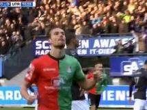 NEC Nijmegen 1:0 Utrecht