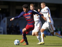 FC Barcelona U19 3:3 AS Roma U19