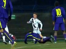 Legia Warszawa U19 1:3 Midtjylland U19