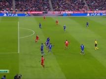 Gol Lewandowskiego na 2-0 z Olympiakosem!