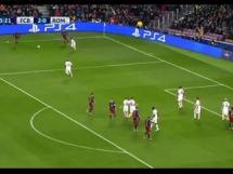 Cudowny gol Suareza na 3-0 z Romą