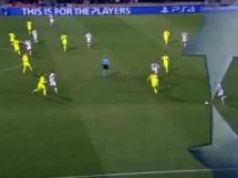 Olympique Lyon 1:2 Gent