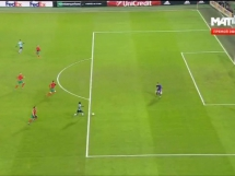 Lokomotiw Moskwa 2:4 Sporting Lizbona