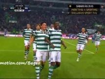 Sporting Lizbona - Os Belenenses 1:0