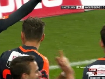 Red Bull Salzburg 1:1 Wolfsberger