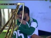 Betis Sewilla 2:0 Sporting Gijon