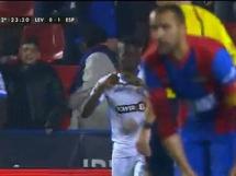 Levante UD 1:1 Espanyol Barcelona