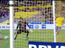 Las Palmas 2:1 Real Sociedad