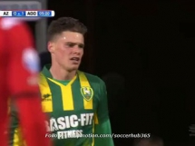 AZ Alkmaar 0:1 Den Haag