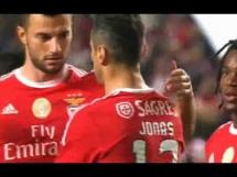 Benfica Lizbona 3:0 Academica