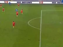 Korona Kielce 0:1 Lech Poznań