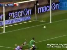 Vitesse 0:1 PSV Eindhoven