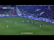 Betis Sewilla 1:1 Celta Vigo