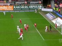 Kaiserslautern 1:2 Fc St. Pauli